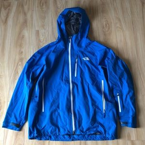 The North face blue summit series jacket 2xl